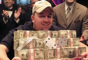 Chris Moneymaker บา คา ร่า